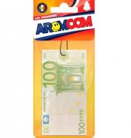 """Ароматизатор """"Финансовый Успех"""" (евро), ваниль Aromcom"""