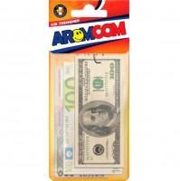 """Ароматизатор """"Финансовый Успех"""", набор 3 шт, в ассортименте Aromcom"""