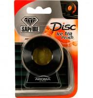 "Aroma Car Ароматизатор Aroma Car ""Disc"" Холодный персиковый чай 10 мл"