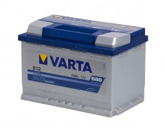 Автомобильный аккумулятор Varta Blue Dynamic (574013068) 74Ач