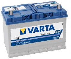 Автомобильный аккумулятор Varta Blue Dynamic (595405083) 95Ач