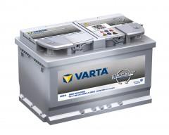 Автомобільний акумулятор Varta Start-Stop з технологією EFB (565500) 65Аг