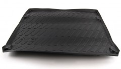 Коврик в багажник для Audi Q7 '05-14, резиновый, черный (VAG-Group) 4L0061180