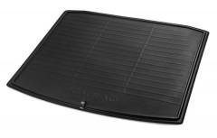 Коврик в багажник для Skoda Kodiaq '17-, 5 мест, резиновый, черный (VAG-Group) 56506116