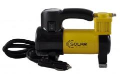 Компрессор автомобильный Solar AR206 c LED-фонарем