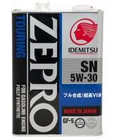 Idemitsu Zepro Touring 5W-30 (4 л.)
