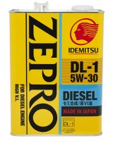 Idemitsu Zepro Diesel DL-1 5W-30 (4 л.)
