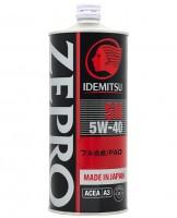 Idemitsu Zepro Racing 5W-40 (1 л.)