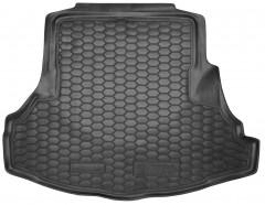 Коврик в багажник для Honda Accord 7 '03-08 седан, резиновый (AVTO-Gumm)