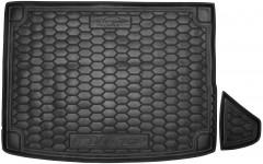 Коврик в багажник для Kia Niro '17-, с органайзером, резиновый (AVTO-Gumm)