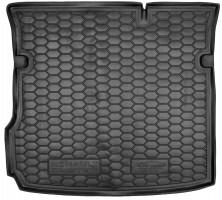 Коврик в багажник для Renault Duster 2 '17-, 2WD, резиновый (AVTO-Gumm)