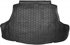 Коврик в багажник для Toyota Camry V70 2018-, резиновый (AVTO-Gumm)