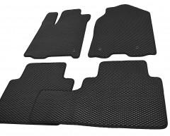 Фото товара 7 - Коврики в салон для Acura RDX '14-18, EVA-полимерные, черные (Kinetic)