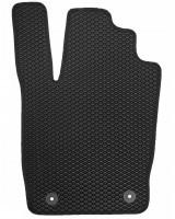 Фото 3 - Коврики в салон для Audi A1 '10-, EVA-полимерные, черные (Kinetic)