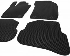 Фото 8 - Коврики в салон для Audi A1 '10-, EVA-полимерные, черные (Kinetic)