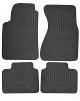 Коврики в салон для Audi A8 '94-02, EVA-полимерные, черные (Kinetic)