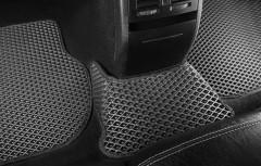 Фото товара 16 - Коврики в салон для BMW 3 E36 '90-99, EVA-полимерные, черные (Kinetic)