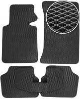 Коврики в салон для BMW 3 E46 '98-06, EVA-полимерные, черные (Kinetic)
