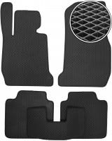 Коврики в салон для BMW 3 F34 GT '13-, EVA-полимерные, черные (Kinetic)