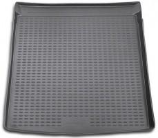 Коврик в багажник для Volkswagen Passat CC '09-12, полиуретановый (Novline / Element) черный