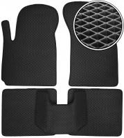 Коврики в салон для Chery E5 '12-, EVA-полимерные, черные (Kinetic)