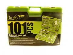 """Alloid Набор инструмента Alloid 101 предмет 1/4"""", 1/2"""" (НГ-4101П)"""