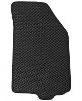 Фото товара 4 - Коврики в салон для Chevrolet Aveo '11- T300, EVA-полимерные, черные (Kinetic)