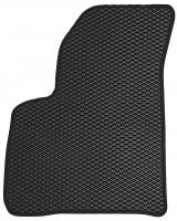 Фото товара 3 - Коврики в салон для Chevrolet Tacuma '00-08, EVA-полимерные, черные (Kinetic)