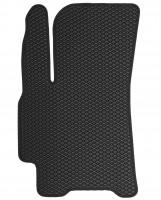 Фото 3 - Коврики в салон для Daewoo Lanos / Sens '98-, EVA-полимерные, черные (Kinetic)
