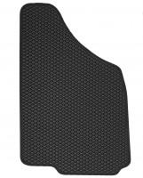 Фото 4 - Коврики в салон для Daewoo Lanos / Sens '98-, EVA-полимерные, черные (Kinetic)