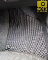 Фото товара 13 - Коврики в салон для Daewoo Lanos / Sens '98-, EVA-полимерные, черные (Kinetic)