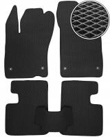 Коврики в салон для Fiat Tipo '16- седан, EVA-полимерные, черные (Kinetic)