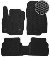 Коврики в салон для Ford B-Max '12-, EVA-полимерные, черные (Kinetic)