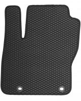Фото товара 3 - Коврики в салон для Ford Focus II '04-11, EVA-полимерные, черные (Kinetic)