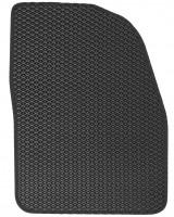 Фото товара 4 - Коврики в салон для Ford Focus II '04-11, EVA-полимерные, черные (Kinetic)