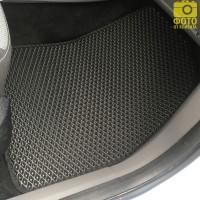 Фото товара 13 - Коврики в салон для Ford Focus II '04-11, EVA-полимерные, черные (Kinetic)