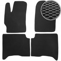 Коврики в салон для Great Wall Voleex C30 '10-, EVA-полимерные, черные (Kinetic)