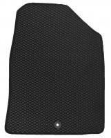 Фото 4 - Коврики в салон для Hyundai Elantra AD '16-, EVA-полимерные, черные (Kinetic)