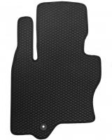Фото 3 - Коврики в салон для Infiniti FX (QX70) '09-, EVA-полимерные, черные (Kinetic)