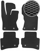 Коврики в салон для Jaguar F-Pace '16-, EVA-полимерные, черные (Kinetic)
