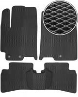Коврики в салон для Kia Stonic '18-, EVA-полимерные, черные (Kinetic)