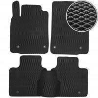 Коврики в салон для Lexus ES 350 '06-12, EVA-полимерные, черные (Kinetic)