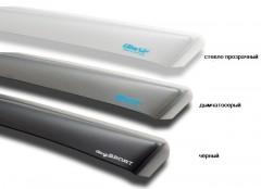 Дефлекторы окон для Hyundai Santa Fe '06- CM (ClimAir)