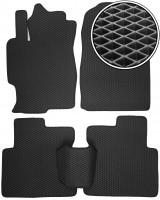 Коврики в салон для Mazda 6 '02-08, EVA-полимерные, черные (Kinetic)