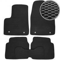 Коврики в салон для MG 550 '08-, EVA-полимерные, черные (Kinetic)