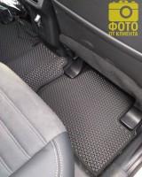 Фото товара 17 - Коврики в салон для Mitsubishi Outlander '12-, EVA-полимерные, черные (Kinetic)