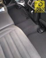 Фото товара 18 - Коврики в салон для Mitsubishi Outlander '12-, EVA-полимерные, черные (Kinetic)
