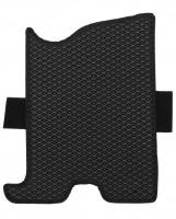 Фото 5 - Коврики в салон передние для Opel Vivaro '15-, EVA-полимерные, черные (Kinetic)