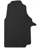 Фото 6 - Коврики в салон передние для Opel Vivaro '15-, EVA-полимерные, черные (Kinetic)