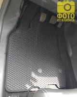 Фото товара 16 - Коврики в салон для Renault Megane 3 '08-16, универсал, EVA-полимерные, черные (Kinetic)